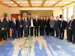 Predsjednik Republike primio predstavnike protestantskih crkava