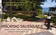 NAJAVA: Kristocentrično savjetovanje - potreba i privilegija našeg vremena, Crikvenica, 4.-6. listopada 2013.