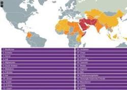 Progonstvo kršćana širom svijeta