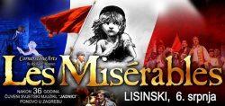 "Mjuzikl ""Les Misérables"" – Jadnici u Lisinskom"