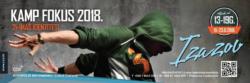 """NAJAVA. Kamp """"Izazov"""", Kamp Fokus - Rudopolje Bruvanjsko 12 (kod Gračaca), 19. - 23. lipnja 2018."""