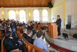 Svečano bogoštovlje za 50. obljetnicu Crkve Božje u RH