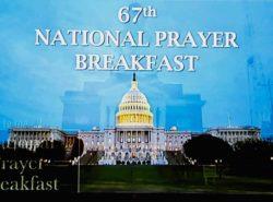 Nacionalni molitveni doručak u Washingtonu