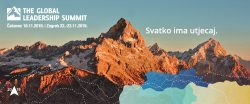 NAJAVA: The Global Leadership Summit (GLS), Zagreb, 22. – 23. studenog 2019.