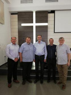 Predstavnici mađarskih baptista posjetili Hrvatsku