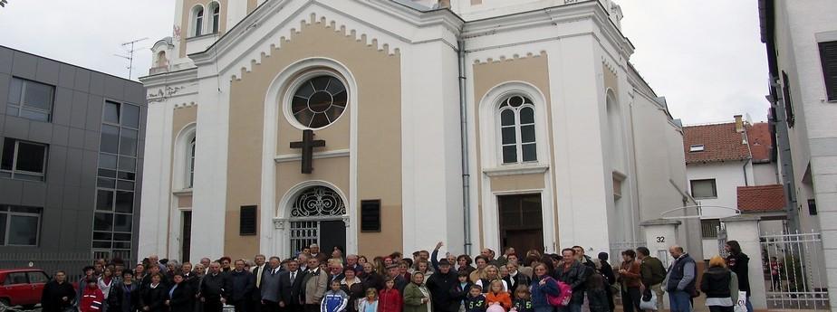 Evanđeoska pentekostna crkva, Osijek